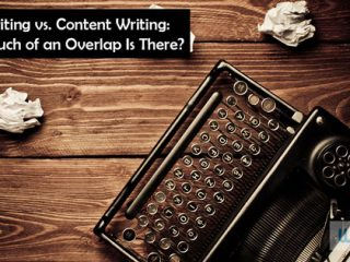 Copywriting vs. Content Writing: How Much of an Overlap Is There?